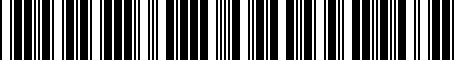 Barcode for BBM43268ZR