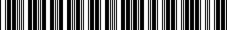Barcode for GJ6A50E11C