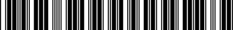 Barcode for L372124X0C
