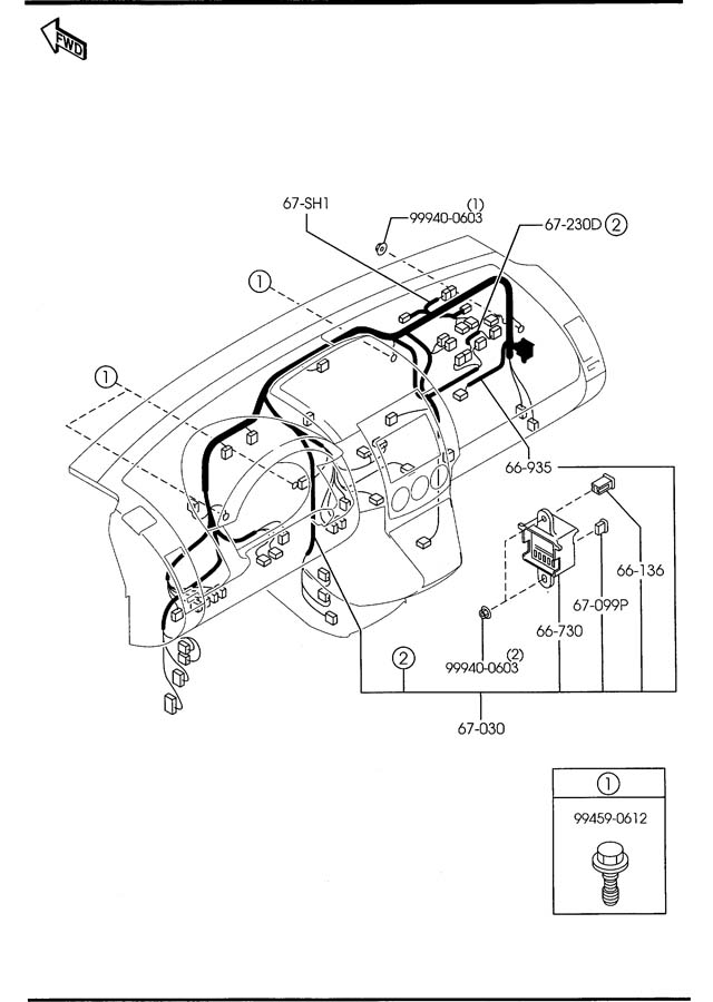 2011 ford fiesta door parts diagram