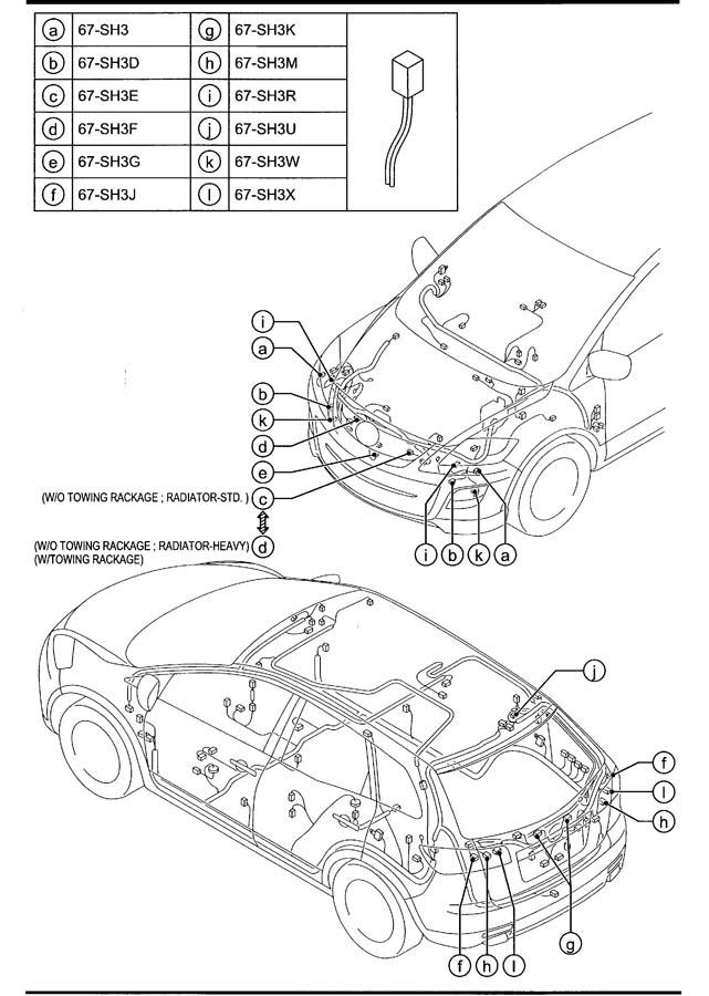 Mazda Cx-9 Fuse  150a