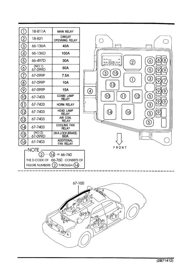 mazda front  u0026 rear wiring harnesses  4