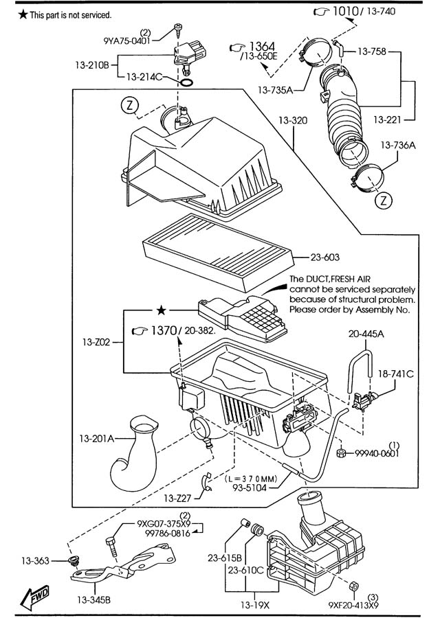 Mazda 6 Parts Diagram  Mazda Skirt R Front Air D Partnumber Gs3l519h1a  2004 Mazda 6 Engine