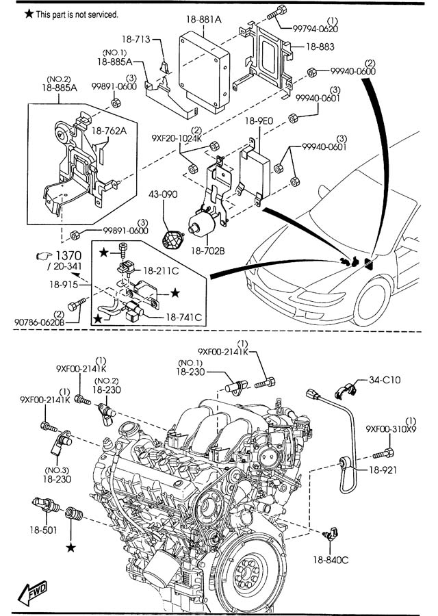 Mazda Engine Diagram Mazda Rotary Turbos Were All Those Rx Motors