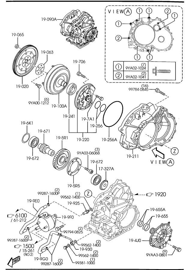 Zp4f19090rv0 - Mazda 04