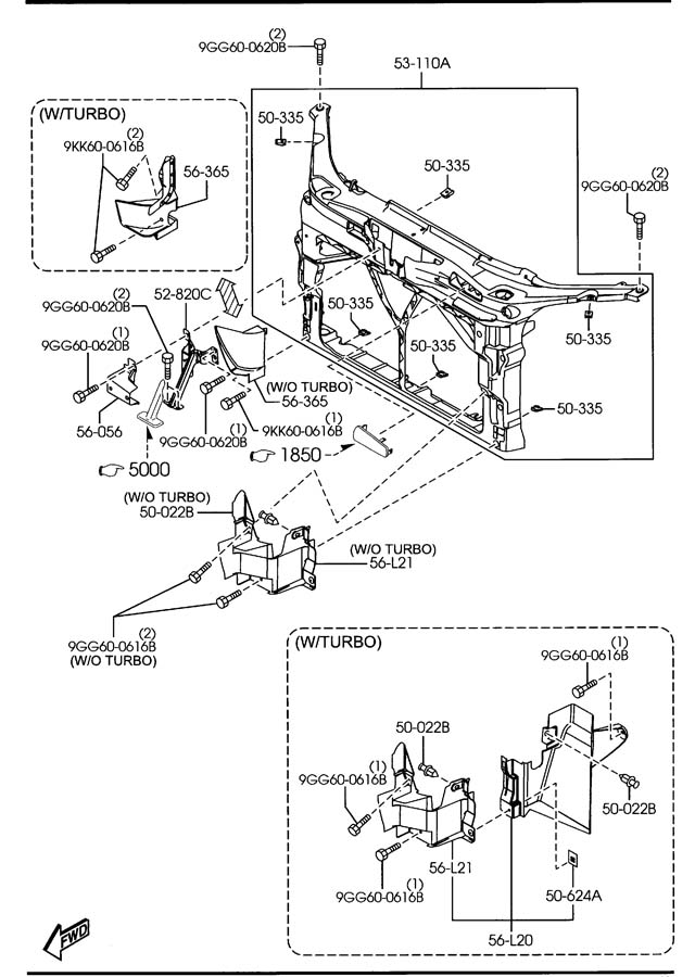 2004 mazda 3 parts diagram