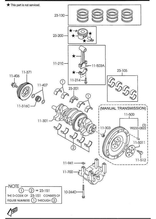 crankshaft pulley friction washer