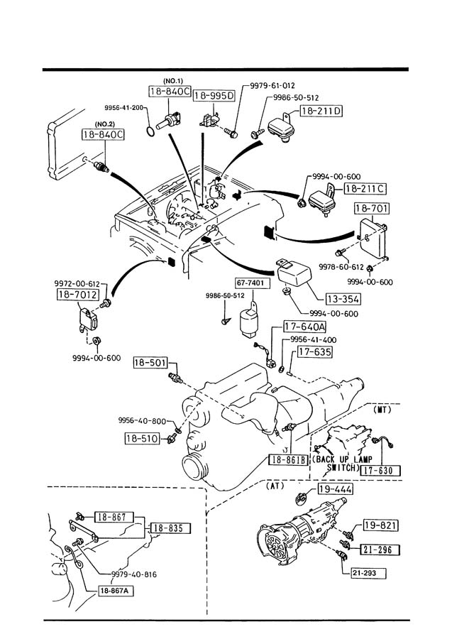 sd sensor for honda accord