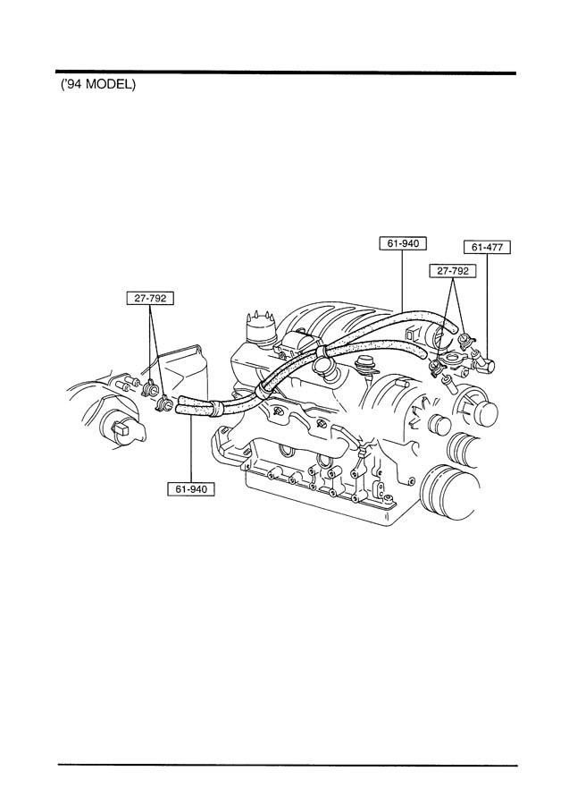 Mazda B4000 Elbow
