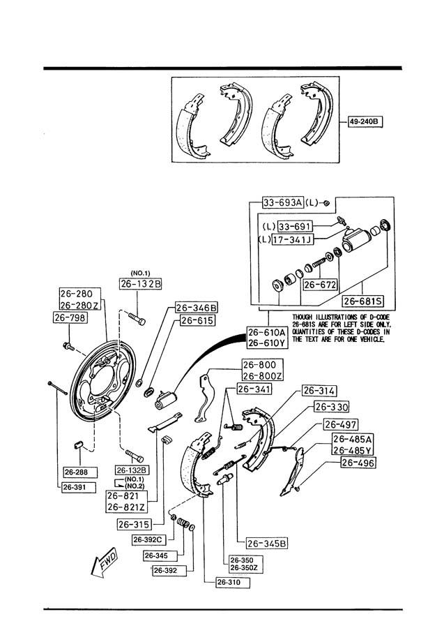 1992 mazda b2600i wiring diagram