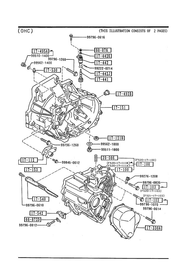 mercury cougar timing belt diagram