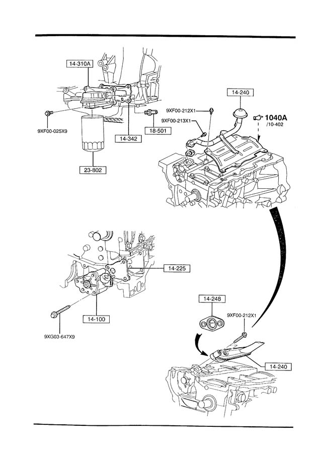 Mazda Cx 7 Turbo Engine Diagram